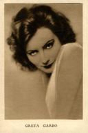 Spectacle - Cinéma-opéra-théâtre - Greta Garbo - Andere