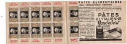 CARNET COMITE  NATIONAL DE DEFENSE CONTRE LA TUBERCULOSE. 1934 - Other