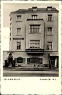 CPA Köln Am Rhein, Partie An Der Bismarckstraße 1, Blick Auf Hotel Peter Schultze - Andere