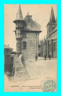 A898 / 663 50 - GRANVILLE Abside De L'Eglise Notre Dame - Granville