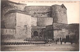 FR08 SEDAN - Citadelle Avant La Guerre - Animée - Belle - Sedan