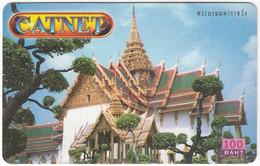 THAILAND I-761 Prepaid Catnet - Religion, Temple - Used - Thaïlande