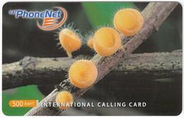 THAILAND I-773 Prepaid PhoneNet - Plant, Mushroom - Used - Thaïlande