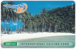THAILAND I-774 Prepaid PhoneNet - Landscape, Coast - Used - Thaïlande