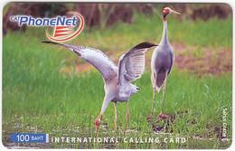 THAILAND I-778 Prepaid PhoneNet - Animal, Bird - Used - Thaïlande