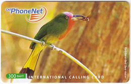 THAILAND I-779 Prepaid PhoneNet - Animal, Bird - Used - Thaïlande