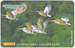 THAILAND I-780 Prepaid PhoneNet - Animal, Bird - Used - Thaïlande