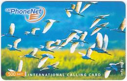 THAILAND I-782 Prepaid PhoneNet - Animal, Bird - Used - Thaïlande