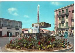 1963 SIRACUSA 4  PIAZZA MARCONI - Siracusa