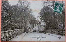 CARTE YERRES - 91 - ROUTE DE CONEY -2 SCANS-16 - Yerres