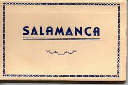 Leporello Spanien: Salamanca, Leporello Mit 20 Bildern, Alle 9 X 14 Cm, Um Ca. 1930 - Unclassified