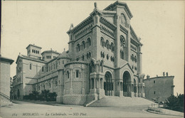 MC MONACO / La Cathédrale / - Saint Nicholas Cathedral