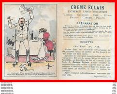 """CHROMOS. Entremets """"CREME ECLAIR""""  La Dispute...S335 - Andere"""