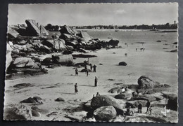 CPM 29 BRIGNOGAN - La Plage Du Crapeau Près Du Terrain De Camping - Jos 2181 - Réf H 215 - Brignogan-Plage