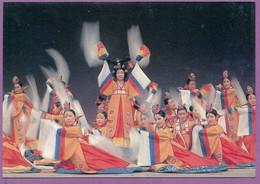 South Korea - Flower Crown Dance - Corea Del Sud