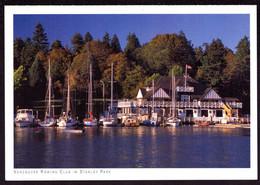 AK 009832 CANADA - British Columbia - Vancouver Rowing Club Im Stanley Park - Vancouver