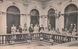 CPA Animée (34) BEZIERS Intérieur De La Salle Berlioz  2 Scans - Beziers