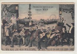 Wien  1911  -----------  FIDELEN  WIEN - Sin Clasificación