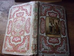 SOLOGNE ROMORANTIN 1856  ABBE RICHAUDEAU / EMILE DEFAIX MODELE DES OUVRIERS COUVERTURE ROMANTIQUE MAME - Centre - Val De Loire