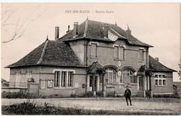 FEY-en-HAYE (54) MAIRIE-ECOLE. - Autres Communes
