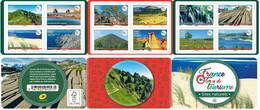 """France 2021 - Carnet - France Terre De Tourisme """"Sites Naturels"""" ** - Neufs"""