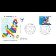 FDC JF - Elargissement De L'union Européenne - 1/5/2004 Strasbourg - 2000-2009