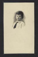 KIND * ROLAND DE COCK * ° GENT 1931 *SCHIELIJK OVERLEDEN 1936 * FOTO * 2 SCANS - Obituary Notices