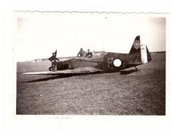 """TOUL   JUILLET 1940 """"    """"MS 4060""""  Sur L'avion Au Sol - Aviación"""