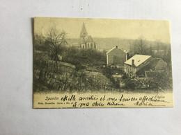 SPONTIN 1903  L' EGLISE   BELLE CARTE  NELS SERIE 2 N° 26 - Yvoir