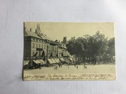 ARLON  PLACE LEOPOLD 1904 - Arlon