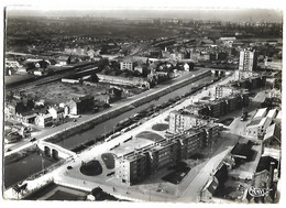 DUNKERQUE - Les Blocs Gustave Robelet, Le Canal De Bergues - Dunkerque