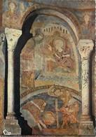 71 - Berzé La Ville - Chapelle Des Moines De Cluny - Peintures Murales Du Début Du XlIe S - Martyre De Saint-Blaise Et V - Autres Communes