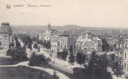 AK Cambrai - Panorama - Boulevards - Feldpost 1. Byr. Landsturm Btl. München - 1915 (57060) - Cambrai