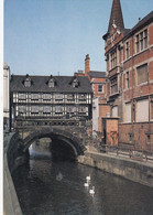Postcard The Glory Hole Lincoln My Ref B24889MD - Lincoln