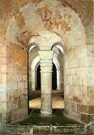 89 - Auxerre - La Cathédrale Saint Etienne - Crypte Romane - Le Pilier Central - Carte Neuve - CPM - Voir Scans Recto-Ve - Auxerre