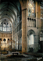 89 - Auxerre - Intérieur De La Cathédrale Saint Etienne - Le Chœur Et Le Déambulatoire - Carte Neuve - CPM - Voir Scans - Auxerre