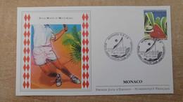 N°2386 - FDC Tennis Masters Monte-Carlo 2003 - FDC