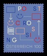 Austria 2021 Mih. 3594 Postcrossing MNH ** - 2011-2020 Unused Stamps