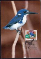 Australia - 1997 - Carte Maximum - Wetland Birds - A1RR2 - Maximumkarten (MC)