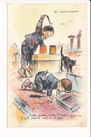 Carte Illustrateur GERMAINE BOURET Les Ramoneurs - Bouret, Germaine