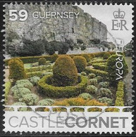 Guernsey 2017 Europa 59p Good/fine Used [39/32280/ND] - Guernesey