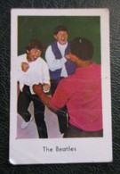 TRADE CARD - THE BEATLES  D-0244 - Ohne Zuordnung