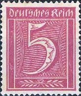 1909 Mi.Nr.177 Deutsches Reich (1921) Ziffer Ungebraucht - Nuevos