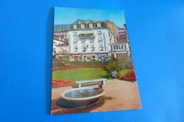 HOTEL BON-ACCUEIL ....MONTREUX - VD Vaud