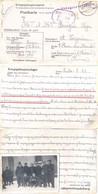 GUERRE 39-45 COR. PRISONNIER STALAG IID /15 STARGARD, POLOGNE Du 20-7-41 Avec PHOTO JOINTE - WW II