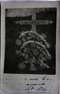 LA CAMARADES MORTS POUR FRANCE CARTE PHOTO - 1914-18