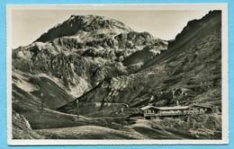 Berghaus Strelapass Gestempelt Schatzalp-Davos 1957 - GR Grisons