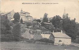 ILLE ET VILAINE  35  BECHEREL - VUE PRISE DU LAVOIR - Bécherel