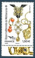 Bijoux Traditionnels De Méditerranée - Euromed BDF (2021) Neuf** - Neufs