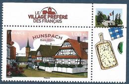 Hunspach - Le Village Préféré Des Français BDF (2021) Neuf** - Neufs